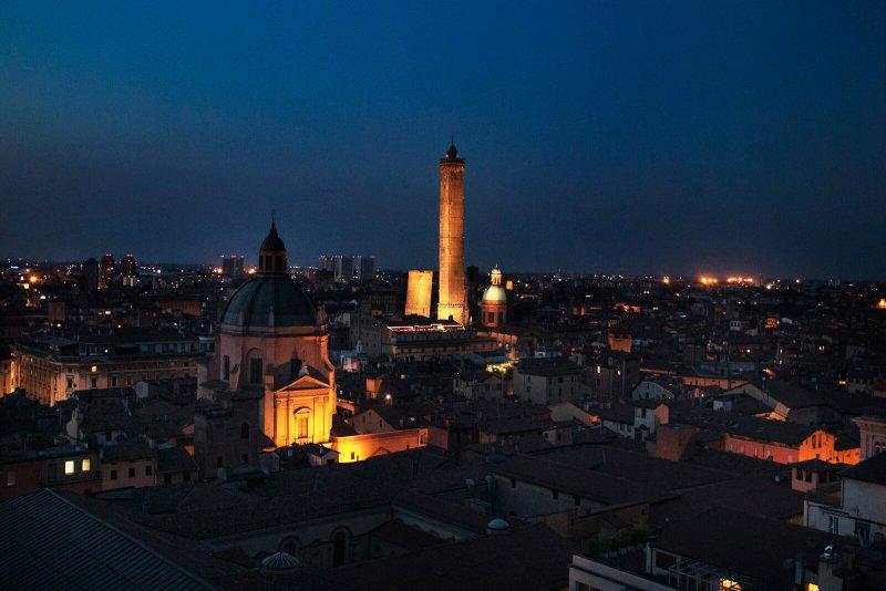Bologna da San Petronio