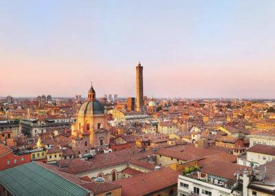 panorama Bologna Terrazza San Petronio