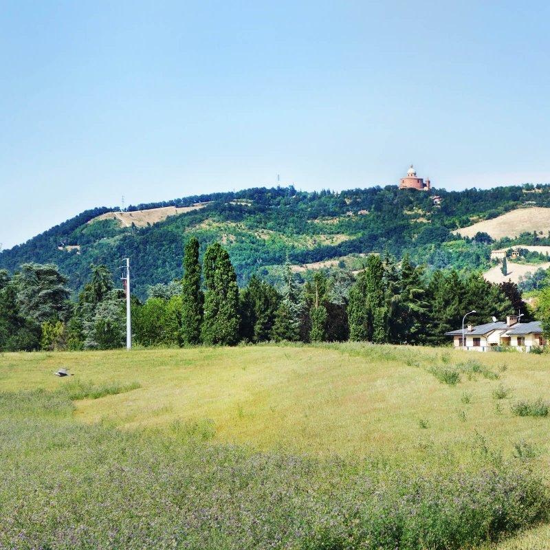 San Luca colline Bologna
