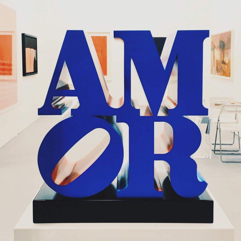 amor-robert-indiana-artefiera-bologna