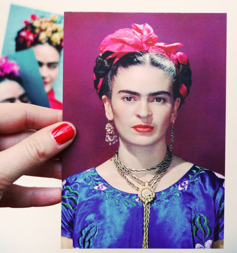 cartoline-frida-kahlo