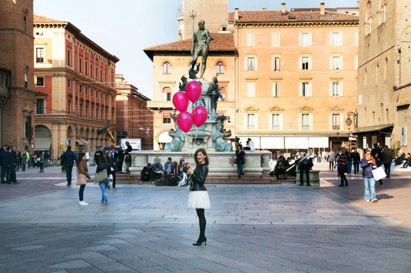 Valeria Moschet_ Piazza del Nettuno