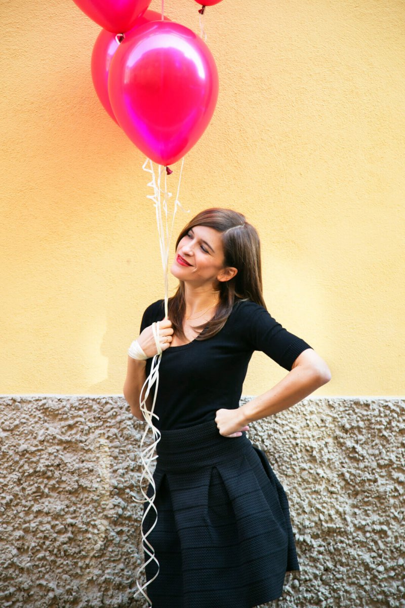 Valeria Moschet_Bologna muro colorato