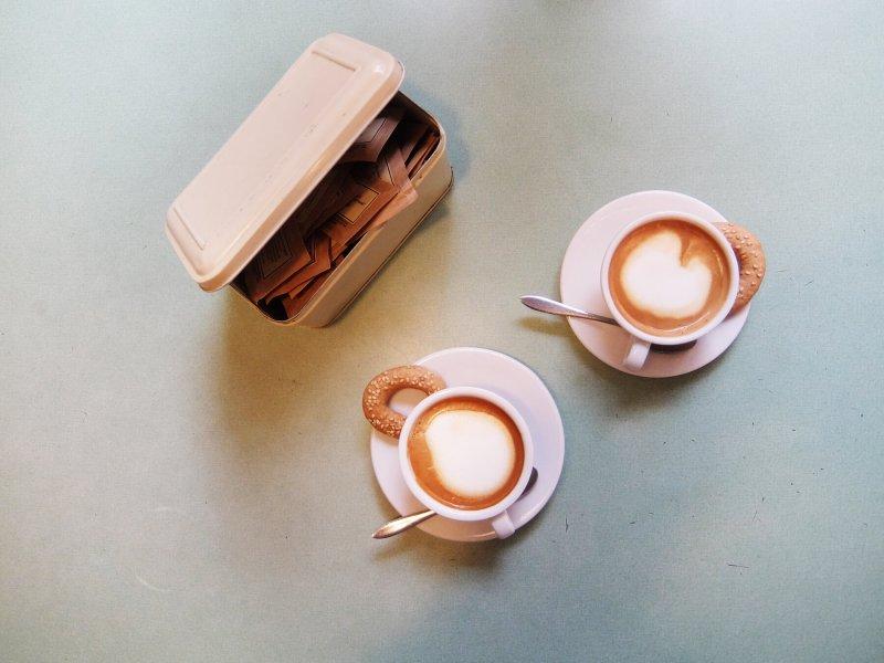 Caffe macchiato Fram Cafe Bologna