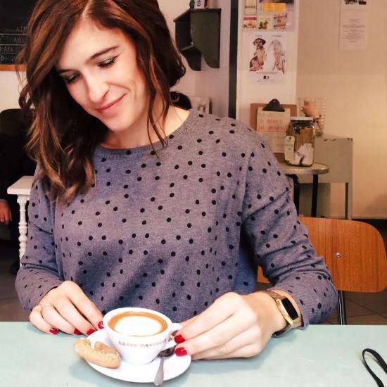 Valeria Moschet Fram Cafe Bologna