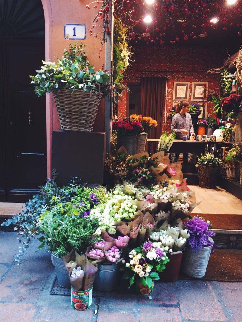 Frida's Flowers shop Bologna