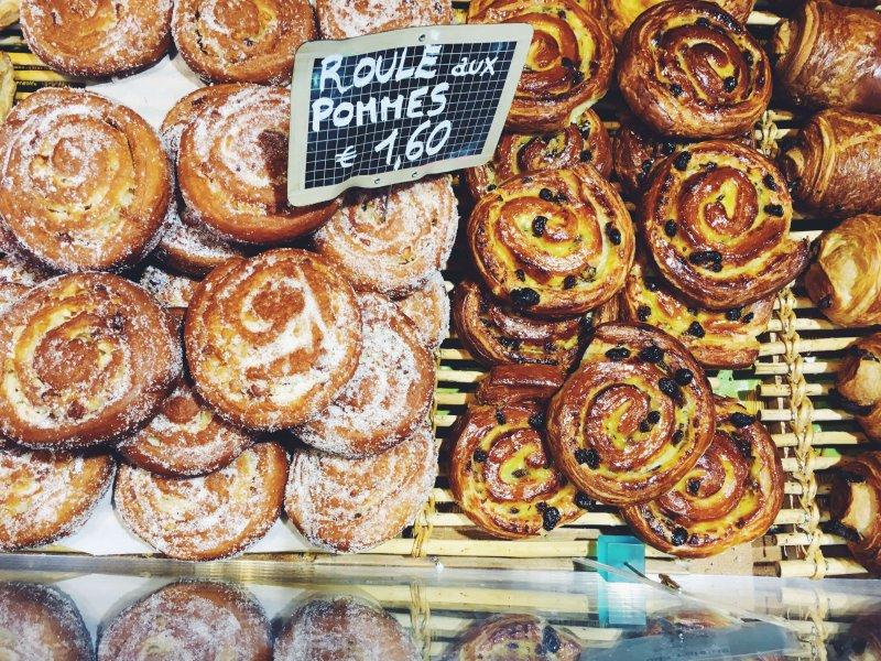 Boulangerie francese a Bologna