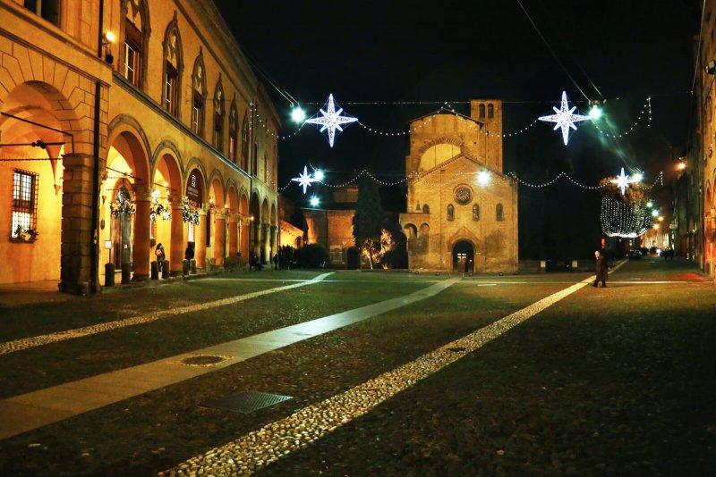 Piazza santo Stefano Natale2015