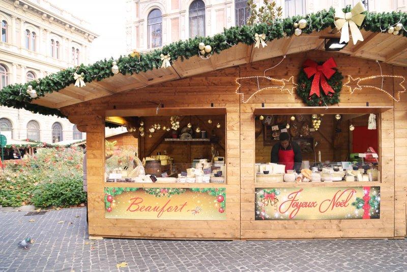 mercatini natale Piazza Minghetti Bologna