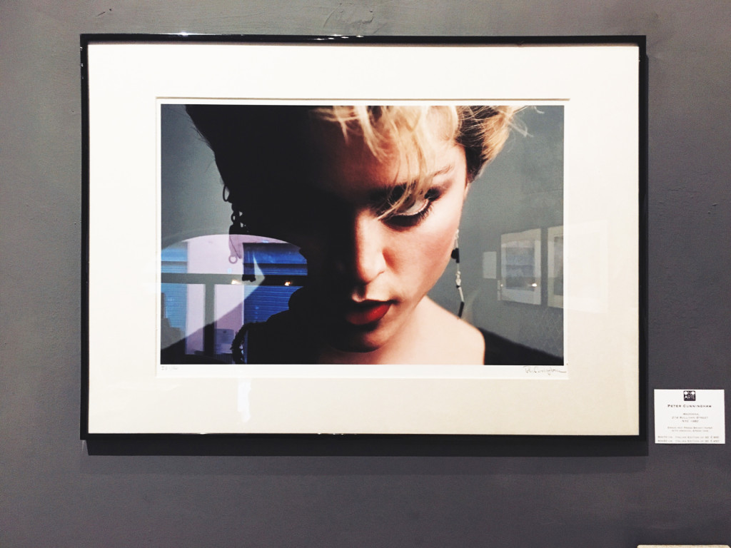 The Rise of a star: Madonna mostra OnoArte Bologna