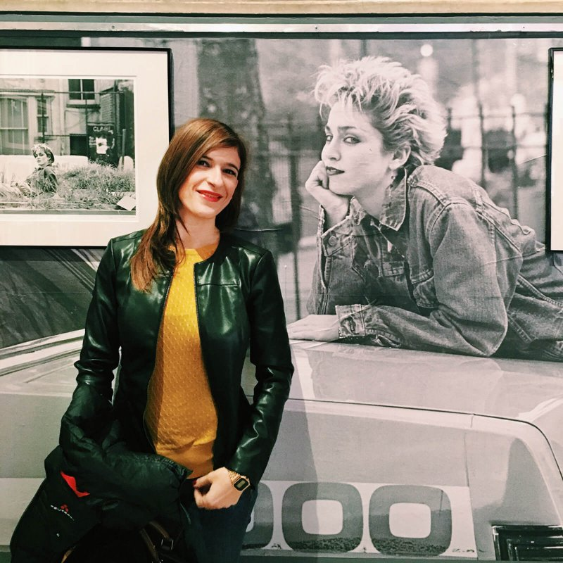 Valeria Moschet mostra madonna OnoArte Bologna