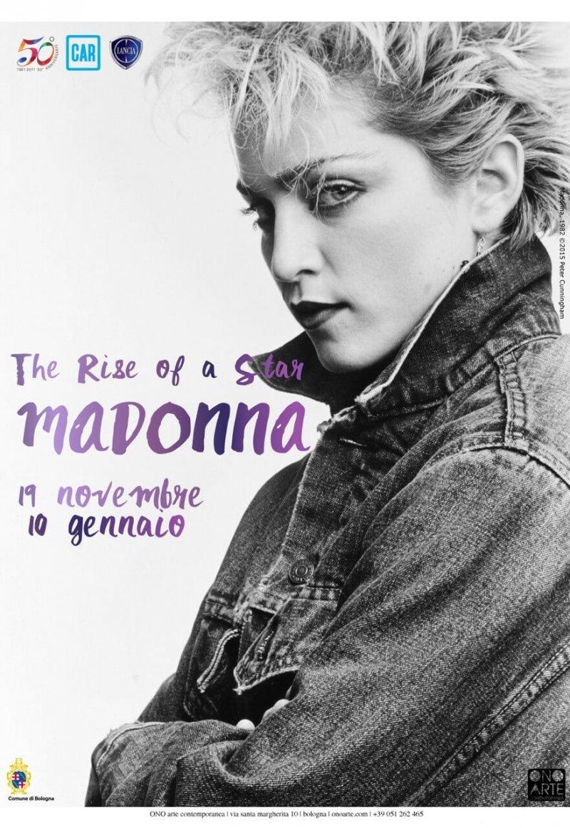 Madonna mostra OnoArte Bologna