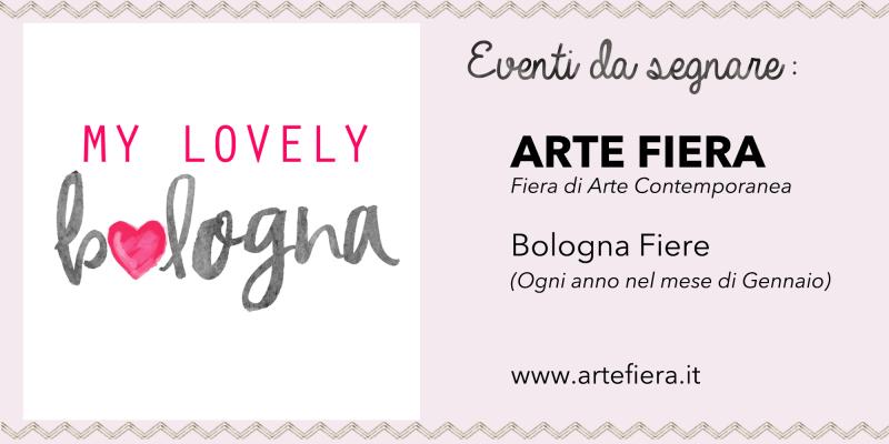 Card Arte Fiera Bologna