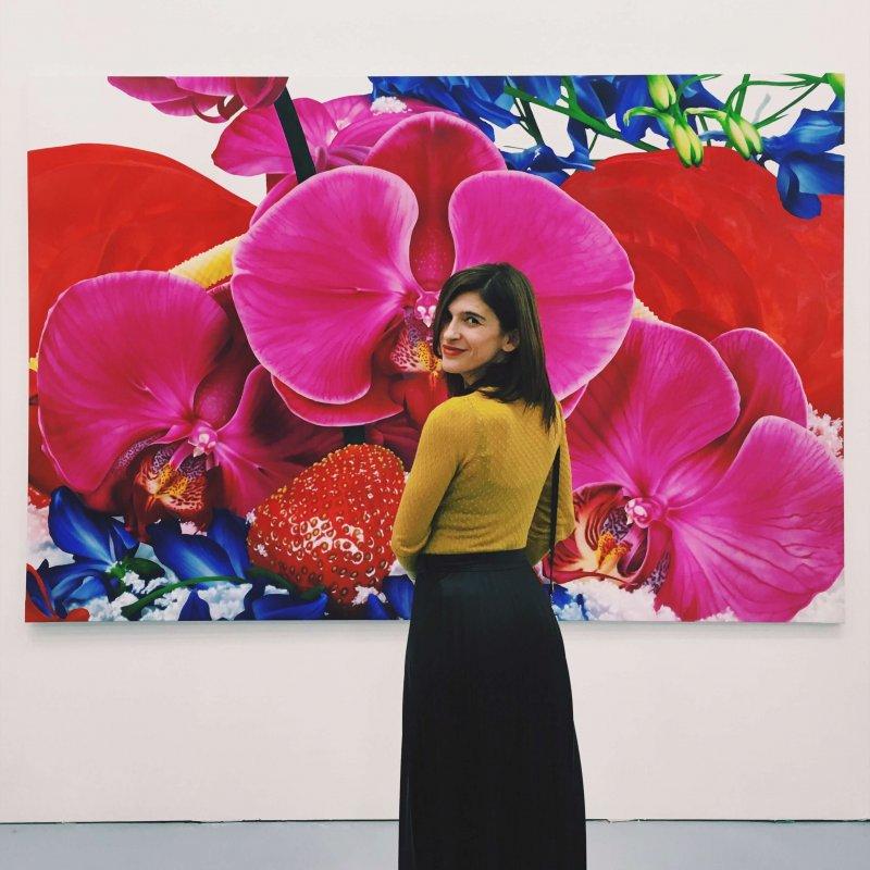 Valeria Moschet Arte Fiera 2016 Bologna