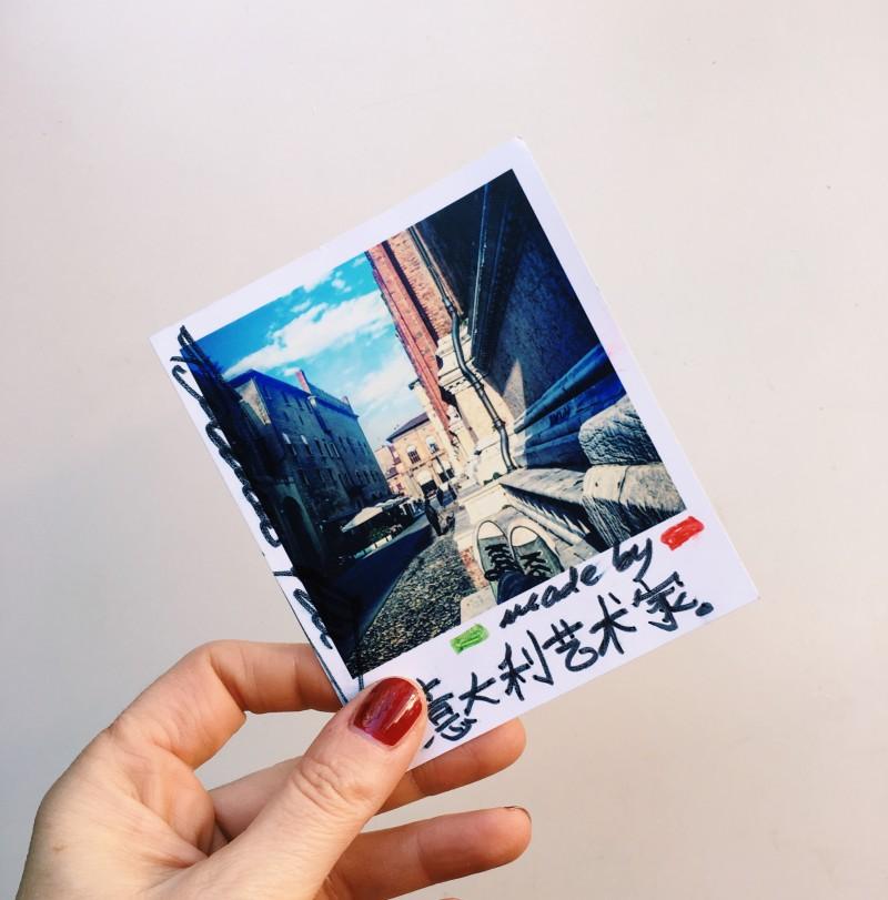 """Brisa selfies…"" di Francesco Mastrorilli"