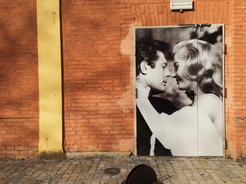 Muro Cineteca Bologna