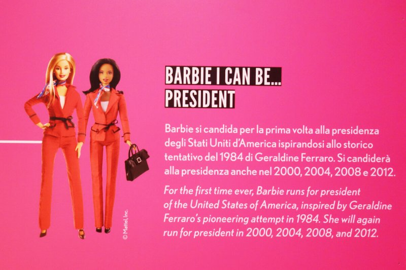 Barbie for president